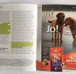 Booklet MERA in Kooperation mit DOGS, Uhlig PR