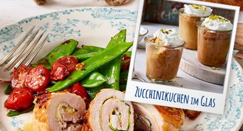 schmackhafte Zucchinirezepte mit Butaris