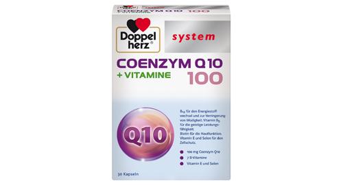 Packungsabbildung von Doppelherz Coenzym Q10