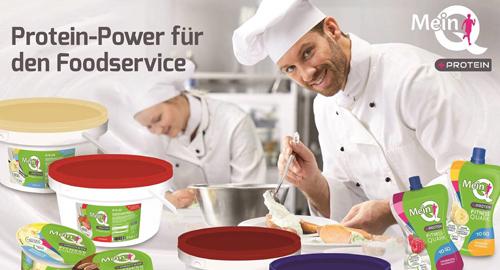 MeinQ Eimer und MeinQ LEH Produkte
