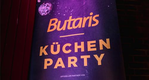 Kochevent mit Butaris